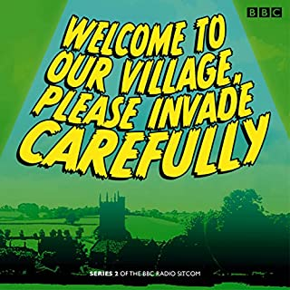 Welcome to our Village Please Invade Carefully cover art