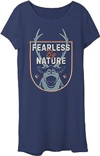 Disney girls Frozen 2 Fearless Nature T-Shirt