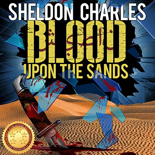 Couverture de Blood Upon the Sands