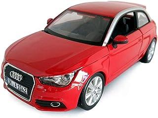 Bburago Audi A1, Metallic Red