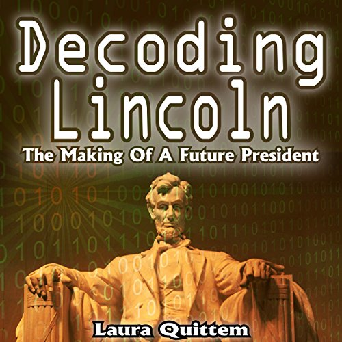 Decoding Lincoln audiobook cover art