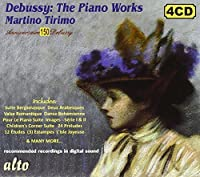 Debussy: The Piano Works (2012-11-27)