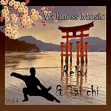 Wellness Music - Relax & Tai Chi, Vol. 4