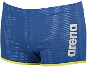 arena Square Cut Drag Shorts Blue/Green Sizes S-XL