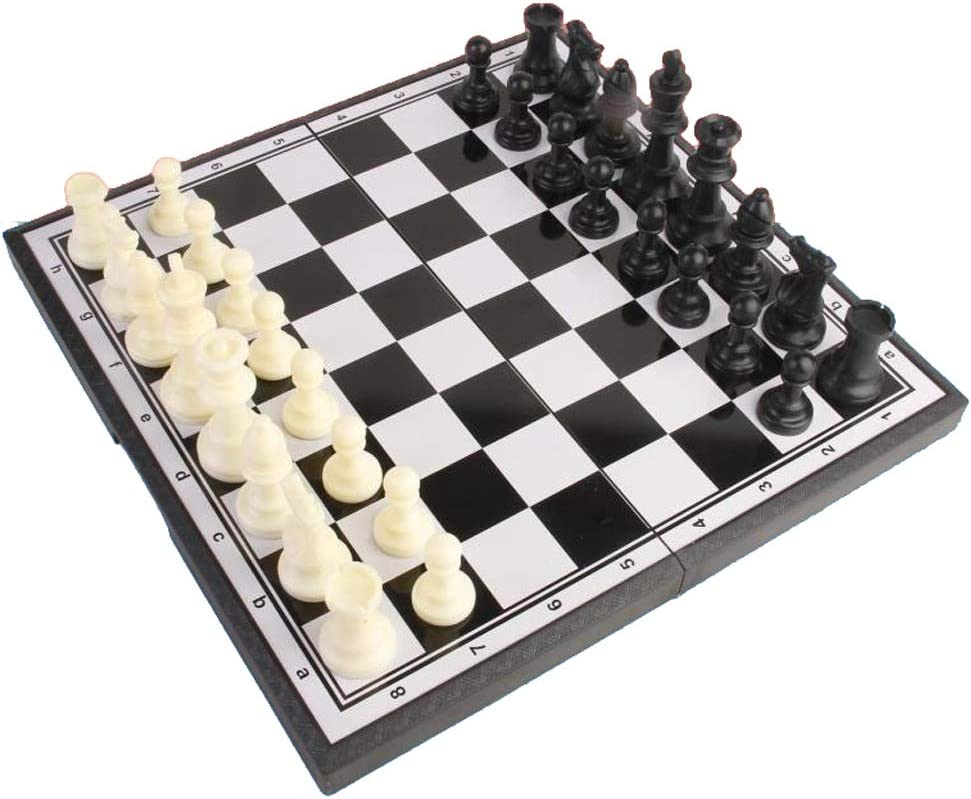 WPBOY Chess Resin Foldable Game It is very popular Cheap mail order specialty store Ad Portable Magnetic