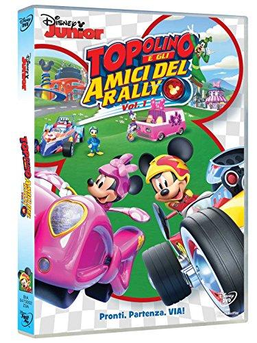 Topolino e gli Amici del Rally 1 (DVD)