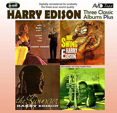 Edison: Gee Baby Ain't I Good To You / Mr Swing / The Swinger, Sweets