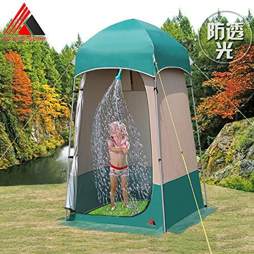 Zelt Umkleidezelt Umkleide 120x120x190cm Badekabine WC Zelt Camping Duschkabine
