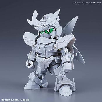SDBD ガンダムビルドダイバーズ RX-零丸 色分け済みプラモデル