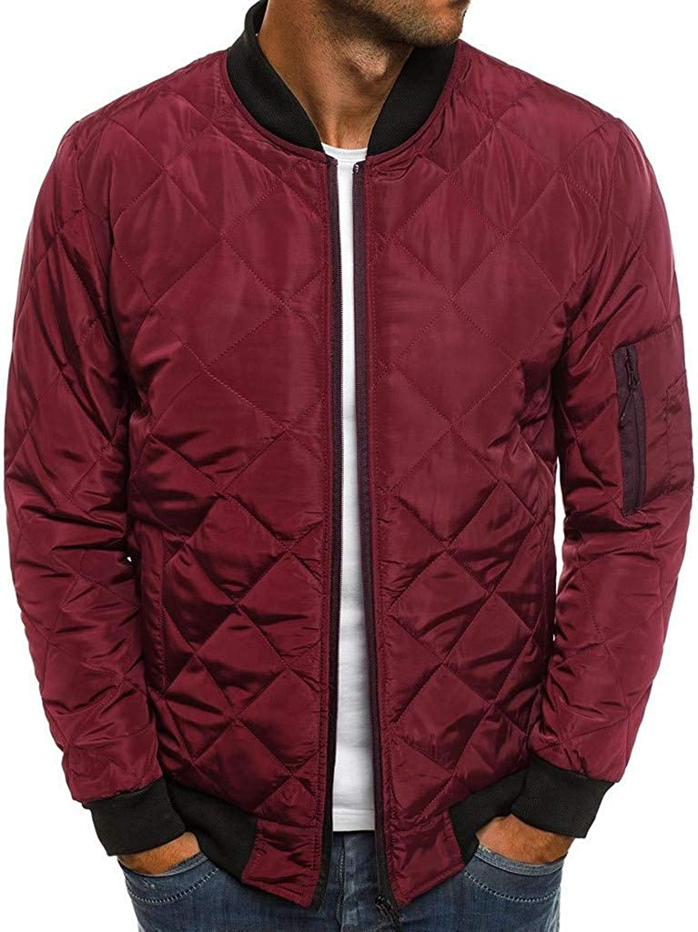 Fanteecy Men's Lightweight Water-Resistant Puffer Jacke Packable Challenge Elegant the lowest price