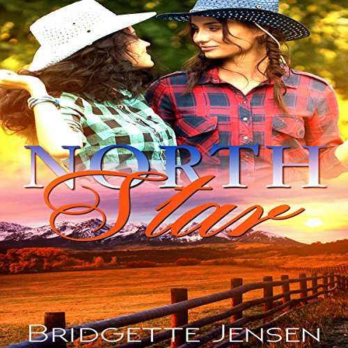 North Star: A Western Lesbian Romance audiobook cover art