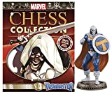 Marvel Chess Collection Part 18 TASKMASTER (Black Pawn) by Marvel