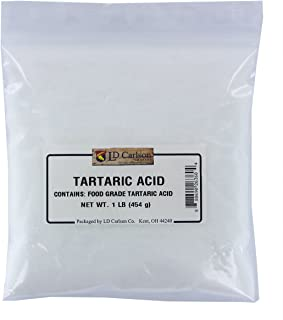 Generic Tartaric Acid, 1 lb.