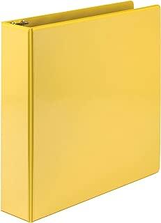 Best yellow 2 inch binder Reviews