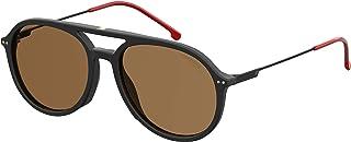 CARRERA Boy's Sunglasses, Aviator, 2005T/S - Black/Brown