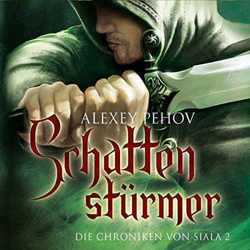 Schattenstürmer audiobook cover art
