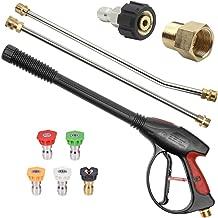 Yatuela Powerful Pressure Washer Spray Gun Set, 19