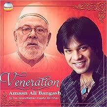 To His Grandfather Hafiz Ali Khan by Amaan Ali Bangash