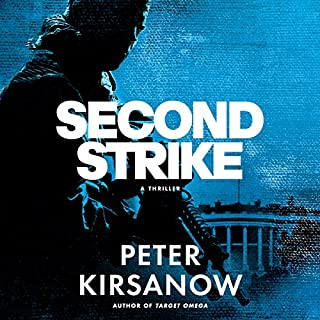 Second Strike audiobook cover art