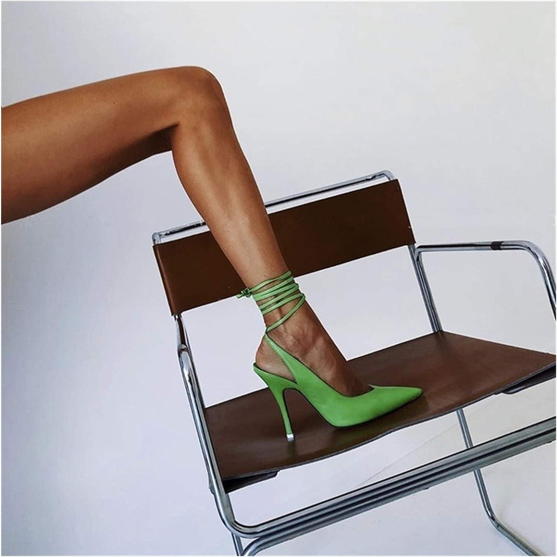 BXJPN Spring Pointed Toe high Heel Long Beach Mall P Women's 25% OFF Evening Dress Strap