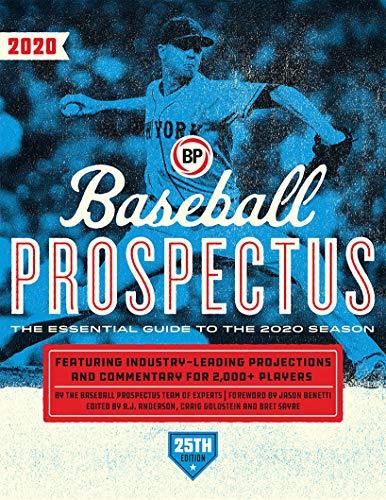 Baseball Prospectus 2020 (English Edition)