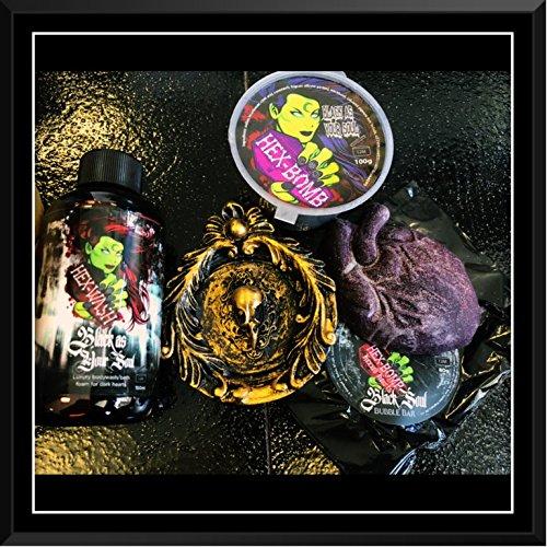 Black as your Soul Hex Trio Coffret cadeau hexbomb hexbox