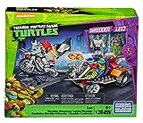 Mega Bloks Teenage Mutant Ninja Turtles Leo Shredder Showdown