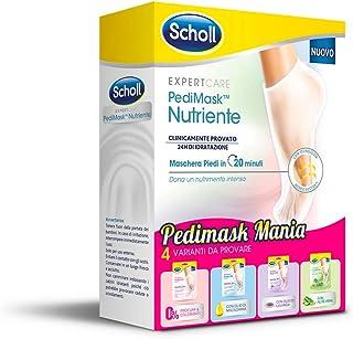 Scholl Pedimask Maschera Piedi Nutriente, 4 Varianti Da Provare