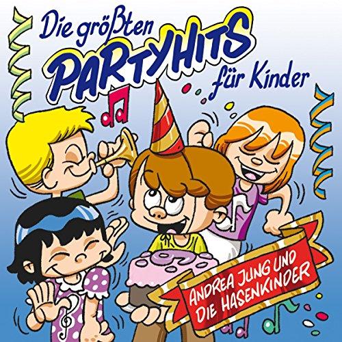 Die größten Partyhits für Kinder