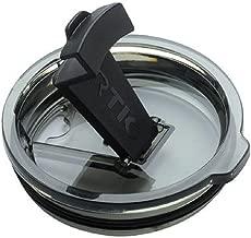 RTIC Spill Proof & Splash Resistant Lid for RTIC New Design 12 oz 16 oz 20 oz Tumbler