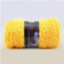 Ovillo de lana de doble punto de terciopelo de visón, 100 g por pieza, 4 capas, 31, the size, 1