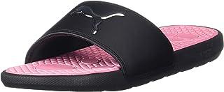 Puma Women's Cool Cat Sport WNS Black-Peony Sandal