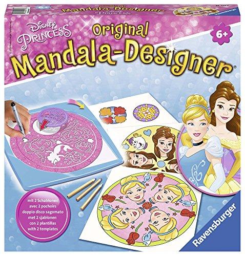 Ravensburger 29702 - Disney Princess - Mandala Designer Midi