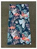 PENGDDP Toalla De Playa para Hombre Mujer Ultraligera Y De Secado Rápido Toallas PlayaAlfombra Playa Camping Y PicnicToalla De Playa Gigante(Size:150x75cm,Color:4)