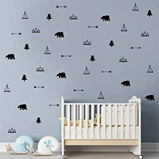 Best mountain mural baby room Reviews