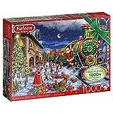 Jumbo 11268 Falcon De Santas Puzzle 2 x 1000 pièces