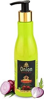 DEVICE OF U URBAN ESSENCE Onion Shampoo For Healthy Hair Growth and Hair Fall Control With Aloevera, Kneem Leaf And 10 Oth...