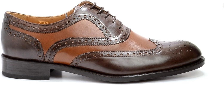 Manga Öga Full Brogue läder läder läder Lace -Up skor M 300  kommer att göra dig nöjd