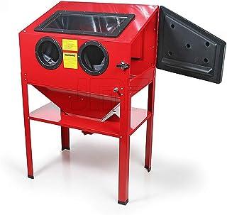 Cabina chorreadora de arena 220 litros Gabina arenadora para