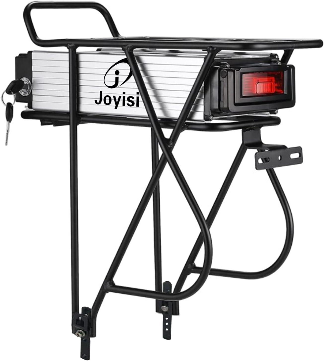 Joyisi Ebike Battery 52V 48V 36V Cheap Max 57% OFF 20AH Bike Electric for