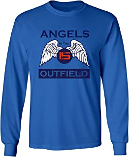 "New York Mets Tim Tebow /""Angels in the Outfield/"" jersey Hooded SWEATSHIRT HOODIE"