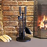 Fireplace Tools Review and Comparison