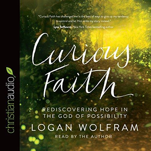 Curious Faith audiobook cover art
