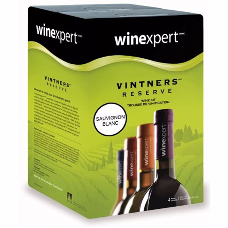Vintners Reserve Sauvignon Blanc 10 Liter Wine Making Kit