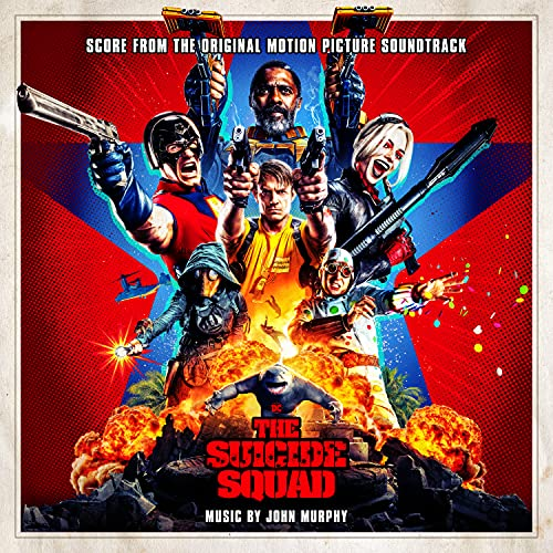 The Suicide Squad (Score from the Original Motion Picture Soundtrack)