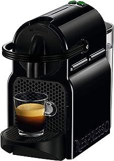 Nespresso Inissia Coffee Machine W/ Aeroccino 3 Milk Frother, D40BU-BK (700 ml)