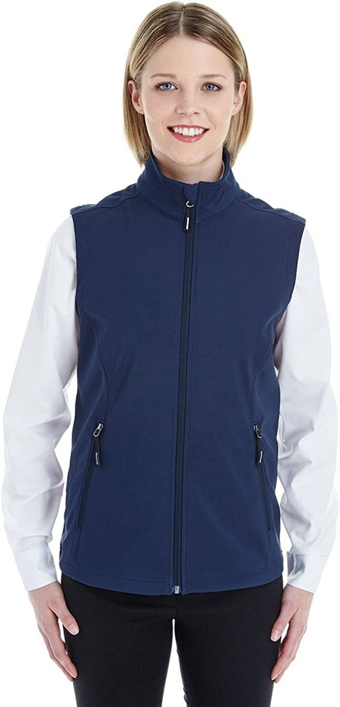 Ash Challenge the lowest price of Japan City - Core 365 Max 81% OFF Women's Vest Soft Shell Two-Layer Cruise