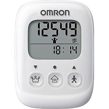 オムロン(OMRON) 歩数計 ホワイト HJ-325-W