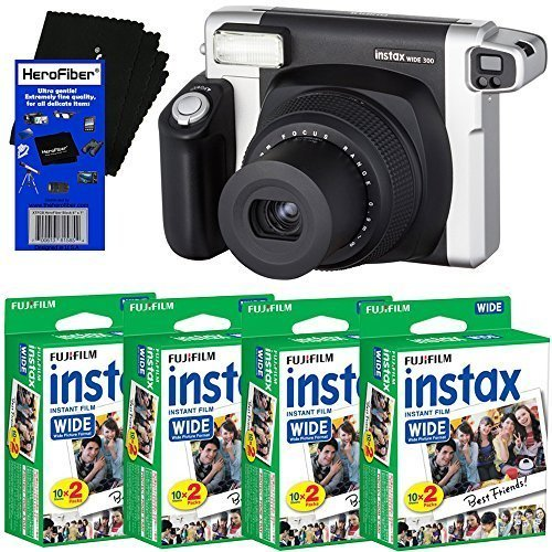 Fujifilm INSTAX 300 Wide-Format Instant Photo Film...