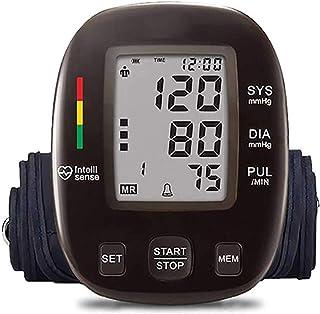 Monitor de Tensión Arterial, Aprobado por la FDA for la pantalla grande portátiles de pantalla LCD de la viruta superior del brazo esfigmomanómetro corazón Vibrómetro tonómetro for la Vigilancia de la